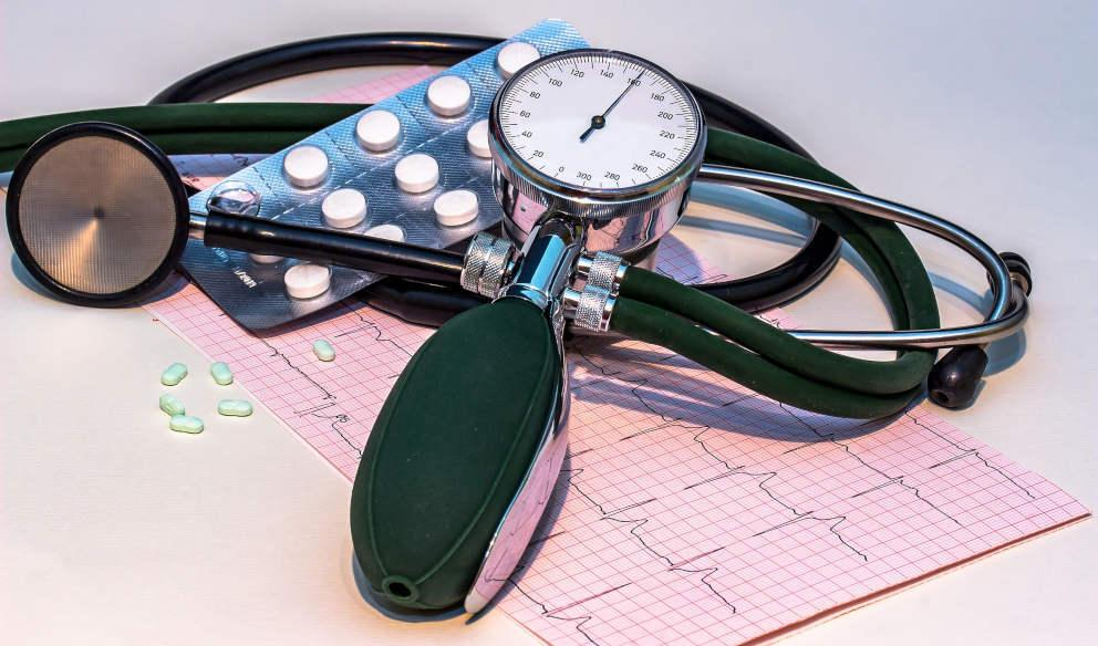 Lijekovi za snižavanje krvnog tlaka i tlakomjer